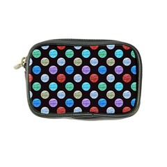 Death Star Polka Dots in Multicolour Coin Purse
