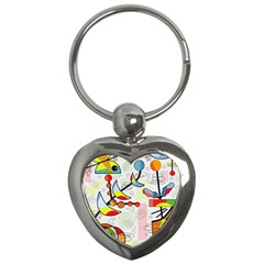 Happy day Key Chains (Heart)