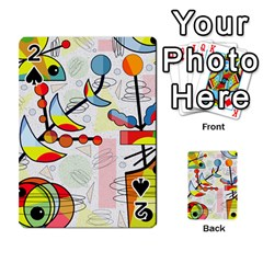 Happy day Playing Cards 54 Designs