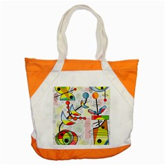 Happy day Accent Tote Bag