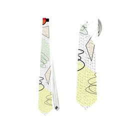 Happy day Neckties (Two Side)