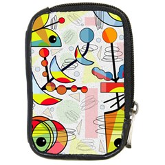 Happy day Compact Camera Cases