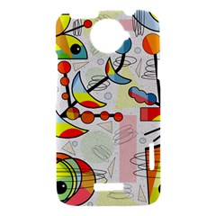 Happy day HTC One X Hardshell Case