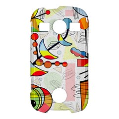 Happy day Samsung Galaxy S7710 Xcover 2 Hardshell Case