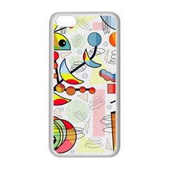Happy day Apple iPhone 5C Seamless Case (White)