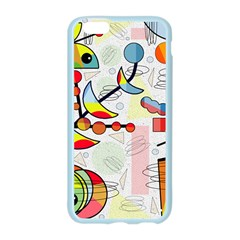 Happy day Apple Seamless iPhone 6/6S Case (Color)