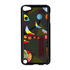 Happy day 2 Apple iPod Touch 5 Case (Black)