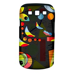Happy day 2 Samsung Galaxy S III Classic Hardshell Case (PC+Silicone)