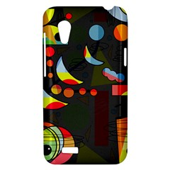 Happy day 2 HTC Desire VT (T328T) Hardshell Case