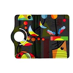Happy day 2 Kindle Fire HD (2013) Flip 360 Case