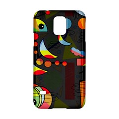 Happy day 2 Samsung Galaxy S5 Hardshell Case