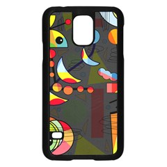 Happy day 2 Samsung Galaxy S5 Case (Black)