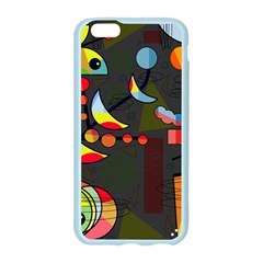 Happy day 2 Apple Seamless iPhone 6/6S Case (Color)