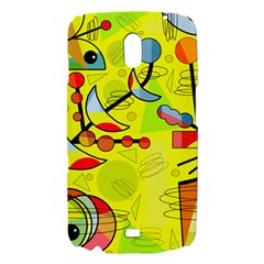 Happy day - yellow Samsung Galaxy Nexus i9250 Hardshell Case