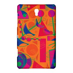 Happy day - orange Samsung Galaxy Tab S (8.4 ) Hardshell Case