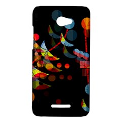 Magical night  HTC Butterfly X920E Hardshell Case