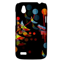Magical night  HTC Desire V (T328W) Hardshell Case