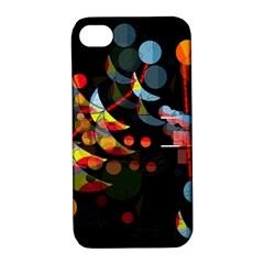 Magical night  Apple iPhone 4/4S Hardshell Case with Stand
