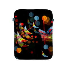 Magical night  Apple iPad 2/3/4 Protective Soft Cases