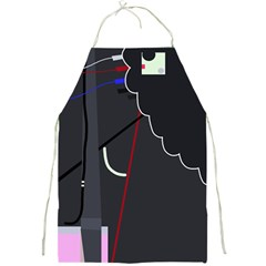 Plug in Full Print Aprons