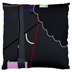 Plug in Large Cushion Case (Two Sides)