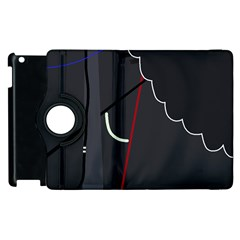 Plug in Apple iPad 3/4 Flip 360 Case