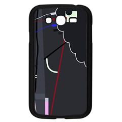 Plug in Samsung Galaxy Grand DUOS I9082 Case (Black)