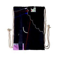 Plug in Drawstring Bag (Small)
