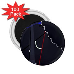 Plug in 2.25  Magnets (100 pack)