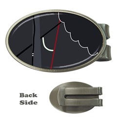 Plug in Money Clips (Oval)