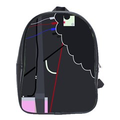 Plug in School Bags(Large)
