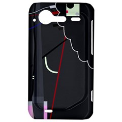 Plug in HTC Incredible S Hardshell Case