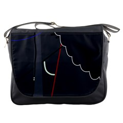 Plug in Messenger Bags