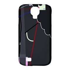 Plug in Samsung Galaxy S4 Classic Hardshell Case (PC+Silicone)