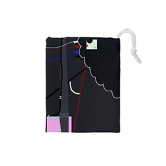 Plug in Drawstring Pouches (Small)