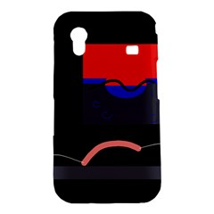 Geometrical abstraction Samsung Galaxy Ace S5830 Hardshell Case