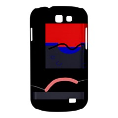 Geometrical abstraction Samsung Galaxy Express I8730 Hardshell Case