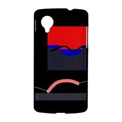 Geometrical abstraction LG Nexus 5