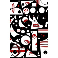 Happy life - red 5.5  x 8.5  Notebooks