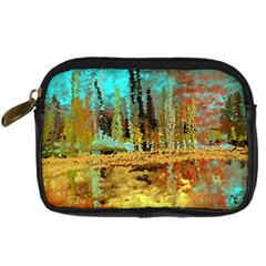 Autumn Landscape Impressionistic Design Digital Camera Cases