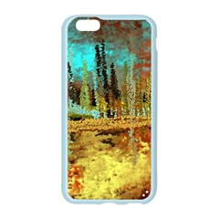 Autumn Landscape Impressionistic Design Apple Seamless iPhone 6/6S Case (Color)