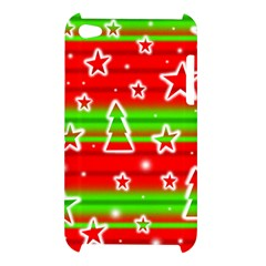 Christmas pattern Apple iPod Touch 4