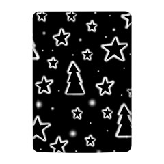 Black and white Xmas Kindle 4