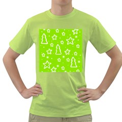 Green Christmas Green T-Shirt