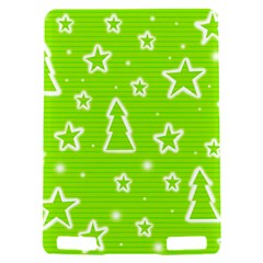 Green Christmas Kindle Touch 3G