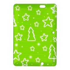 Green Christmas Kindle Fire HDX 8.9  Hardshell Case