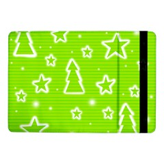 Green Christmas Samsung Galaxy Tab Pro 10.1  Flip Case