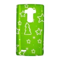 Green Christmas LG G4 Hardshell Case