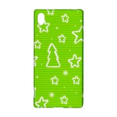 Green Christmas Sony Xperia Z3+