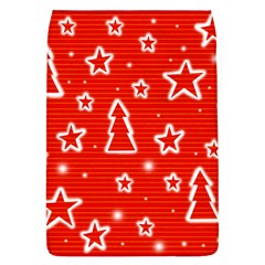 Red Xmas Flap Covers (L)